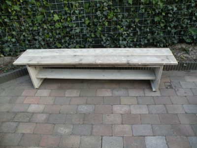 Steigerhouten picknickbank tuin pinterest tuin and for Steigerhouten tuinbank